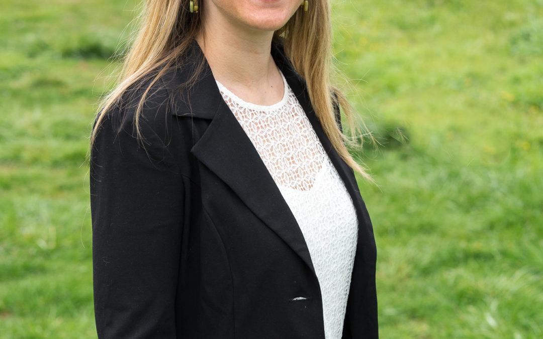 Portrait de Melanie : traductrice juridique français allemand anglais